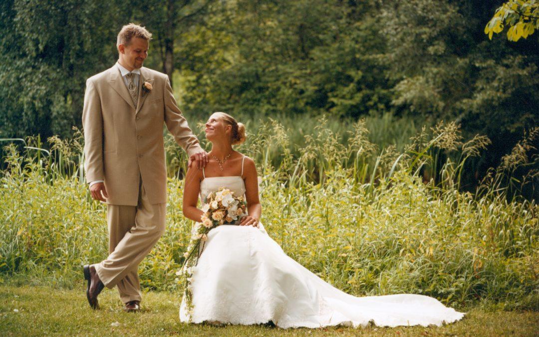 Bryllupsmenu